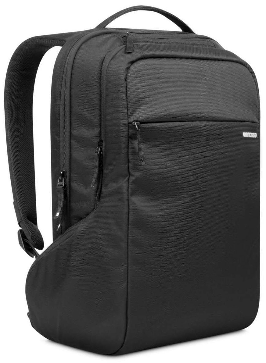 Incase Icon Slim Pack, Black рюкзак для ноутбука 15 рюкзак для ноутбука 15 incase icon lite pack нейлон серый inco100279 gry