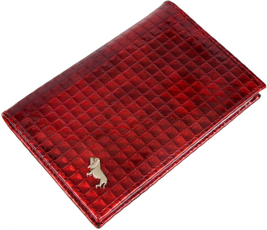 купить Обложка для автодокументов женская Labbra, цвет: красный. L053-1613 недорого