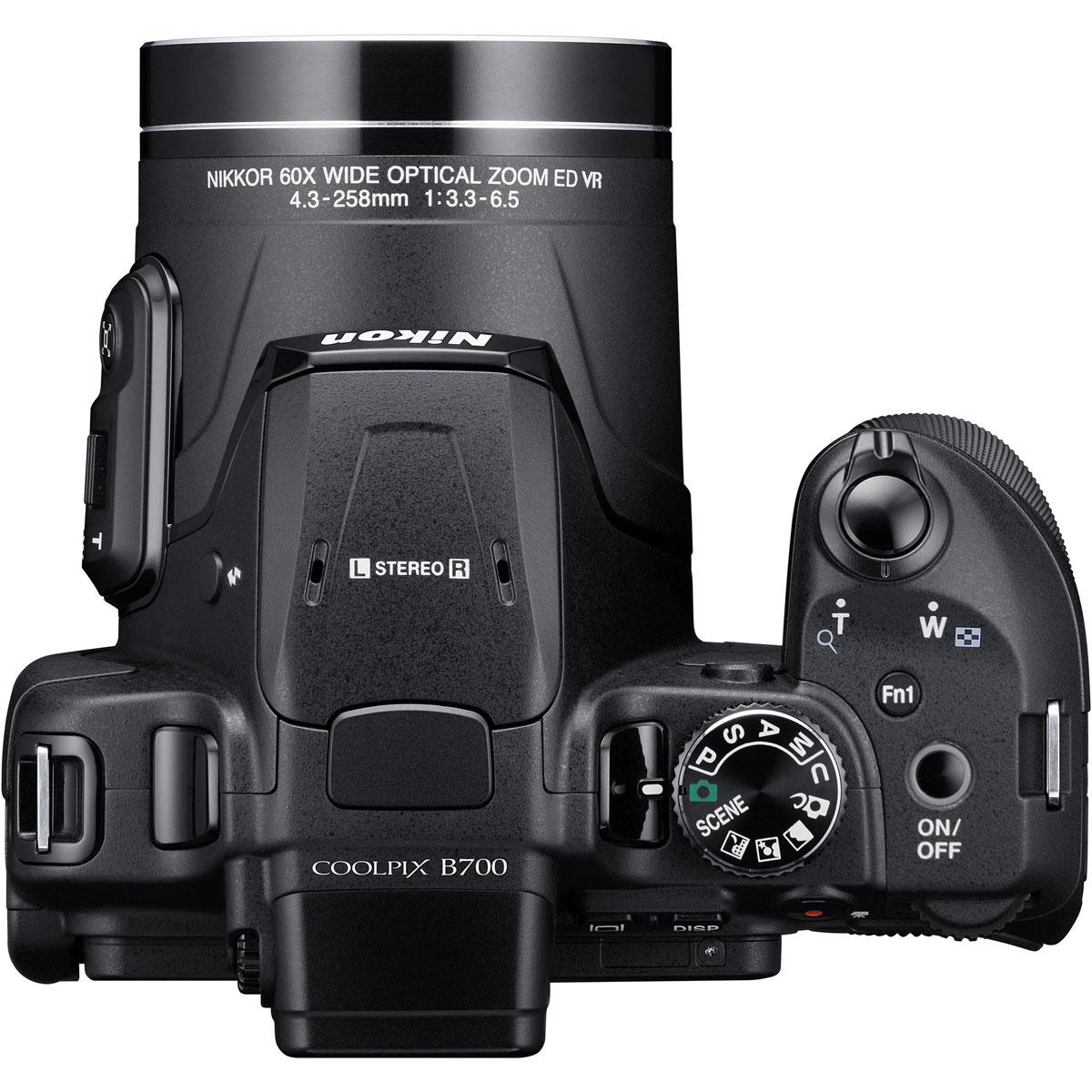Nikon Coolpix B700, Blackцифровая фотокамера