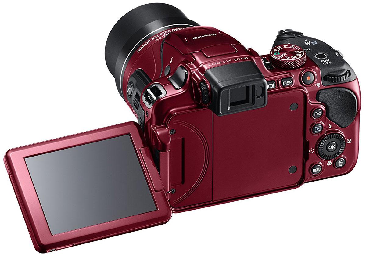 Nikon Coolpix B700, Redцифровая фотокамера Nikon