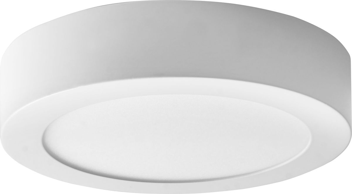 Панель светодиодная REV Round, накладная, настенно-потолочная, 8 W, 4000 К, диаметр 12 см. 28903 6 панель светодиодная rev super slim round встраиваемая 24 w 6500 к диаметр 30 см 28943 2
