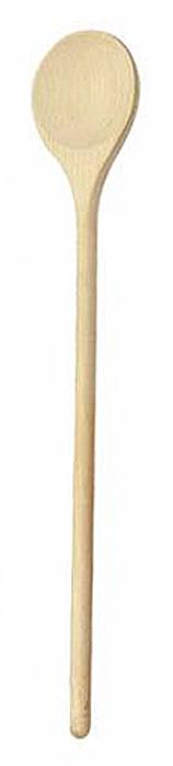 Ложка круглая Tescoma, 32 см. 637306637306Ложка круглаяTescomaстанет незаменимым помощником на кухне. Ложка выполнены из натурального дерева. Характеристики:Длина ложки: 32 см. Материал:дерево. Производитель: Чехия. Артикул: 637306.