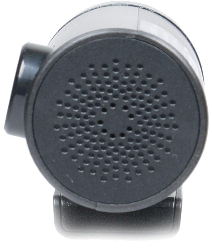 TrendVision Tube, Black видеорегистратор956251325Миниатюрный автомобильный видеорегистраторКамера на CMOS-сенсоре Sony Exmor IMX323Встроенный Wi-Fi для соединения с мобильным устройством