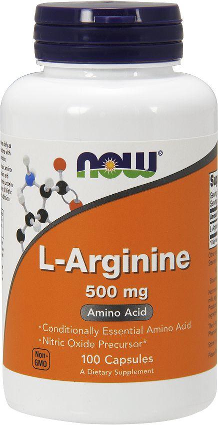 Аргинин Now Foods