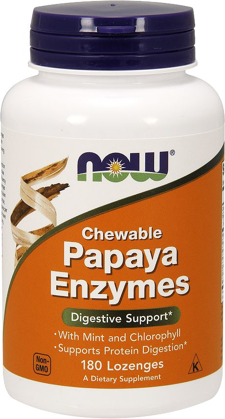 Фото - Для поддержания здоровья печени Now Foods Papaya Enzyme Chewable, 180 пастилок hae soo kwak nano and microencapsulation for foods
