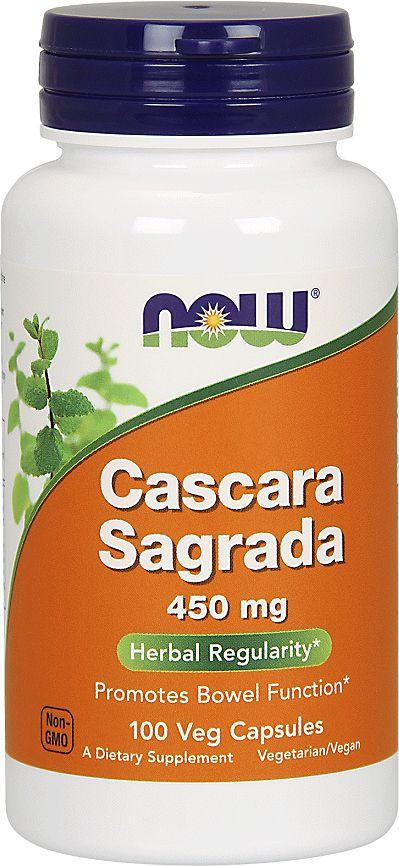 Витаминно-минеральные комплекс Now Foods Cascara Sagrada 450mg, 100 капс now foods иммун ренью капсулы 90шт