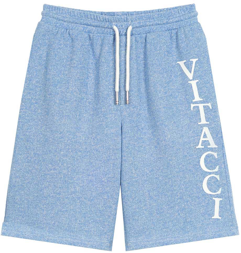 Шорты для мальчика Vitacci, цвет: голубой. 1172075-10. Размер 1401172075-10Удобные летние шорты для мальчика из качественного материала отлично подойдут для отдыха и занятия спортом.