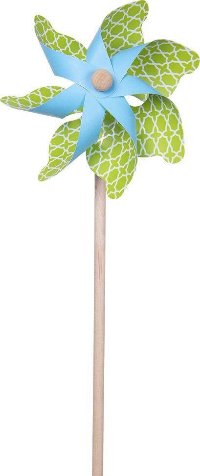 Fresh Trend Вертушка Ветрячок Звездочки 48 см