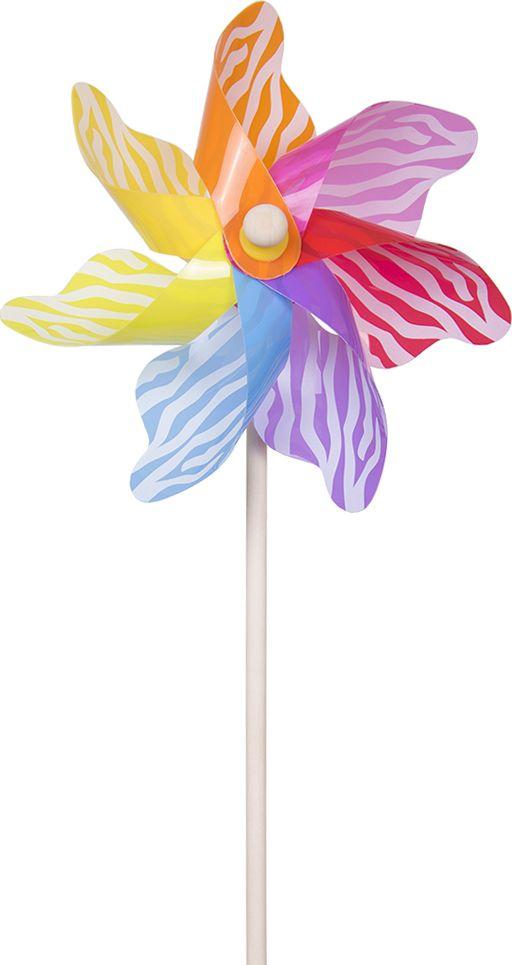 Fresh Trend Вертушка Ветрячок Веселые полоски 57 см
