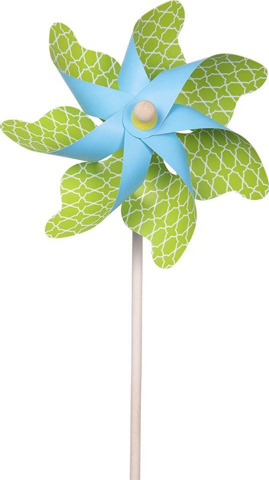 Fresh Trend Вертушка Ветрячок Звездочки 55 см сад и огород осень садовода