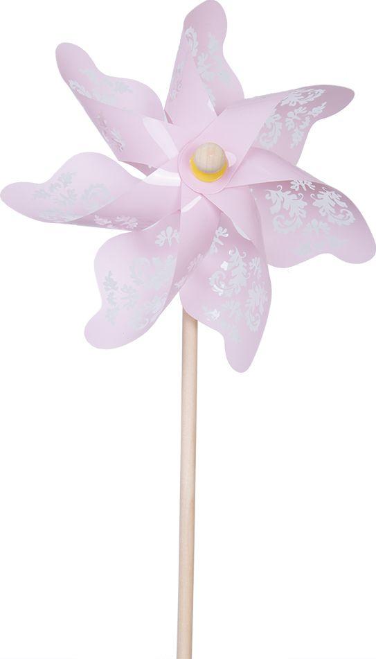 Fresh Trend Вертушка Ветрячок Цветные узоры 55 см