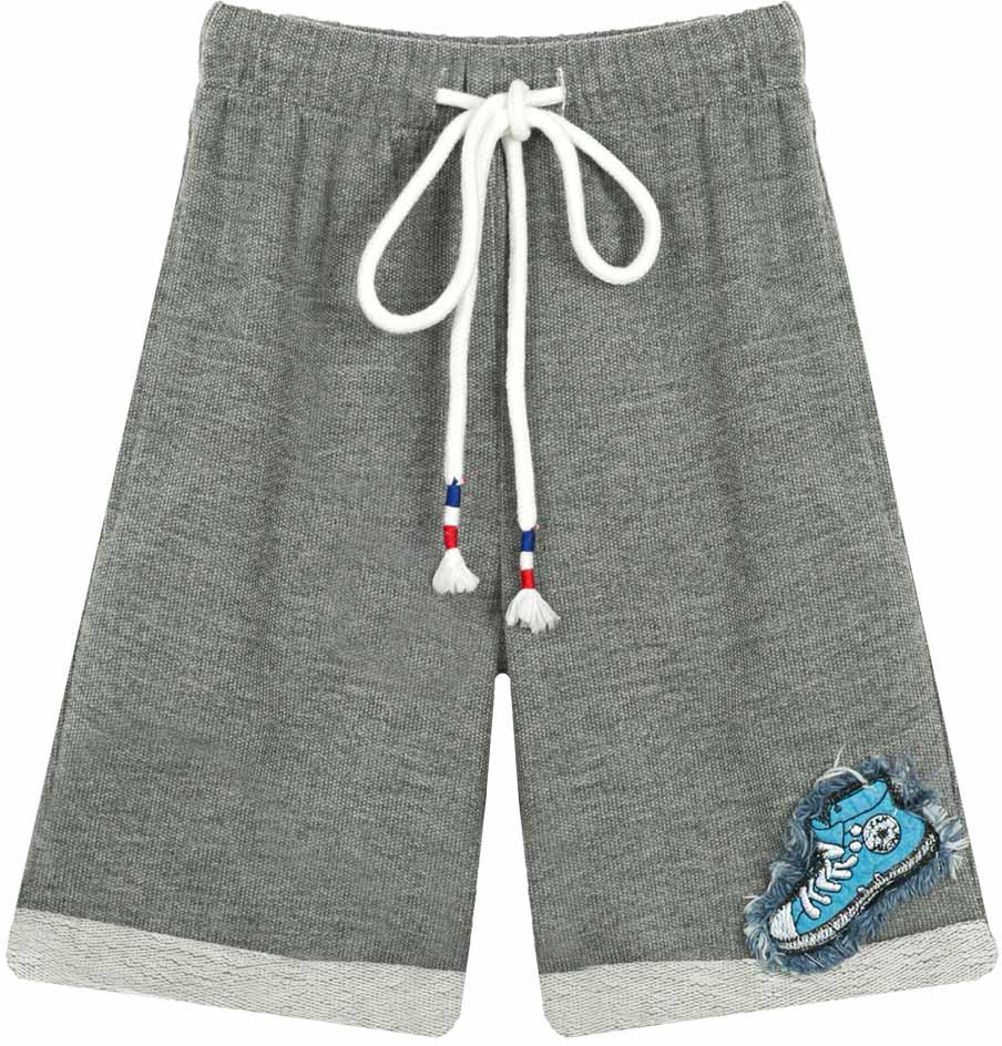 Шорты для мальчика Vitacci, цвет: серый. 1172094-02. Размер 1281172094-02Удобные летние шорты для мальчика из качественного материала отлично подойдут для отдыха и занятия спортом, универсальный цвет позволяет комплектовать с футболкой любого цвета.