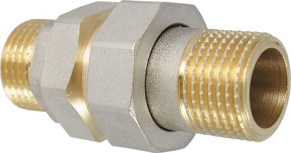 Smart Сгон прямой (американка прямая) 1/2 н/н NSИС.072270Сгон прямой (американка прямая) SMART 1/2 предназначен для быстрого и удобного разъединения и соединения труб, а также разнообразных опорнорегулирующих элементов водопровода и отопления.Нормативный срок службы: 30 летМаксимальная рабочая температура: +200°СМаксимальное рабочее давление: 40 бар.
