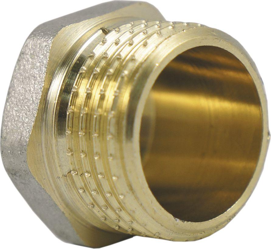Заглушка в трубу Smart NS, резьба: наружная, 1,2ИС.072277Заглушка в трубу 1/2 Smart NS с шестигранной головкой имеет наружную трубную цилиндрическую резьбу, совместимую также с внутренней конической трубной резьбой. Используется для герметичного закрытия трубопровода.Нормативный срок службы: 30 лет.Максимальная рабочая температура: +200°С.Максимальное рабочее давление: 40 бар.