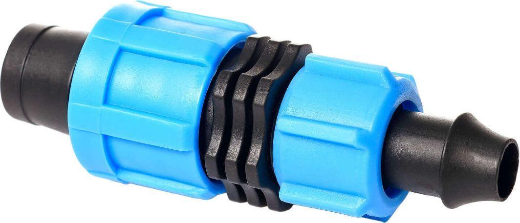Стартер для ленты капельного полива предназначен для крепления непосредственно в трубе, с переходом на капельную ленту.