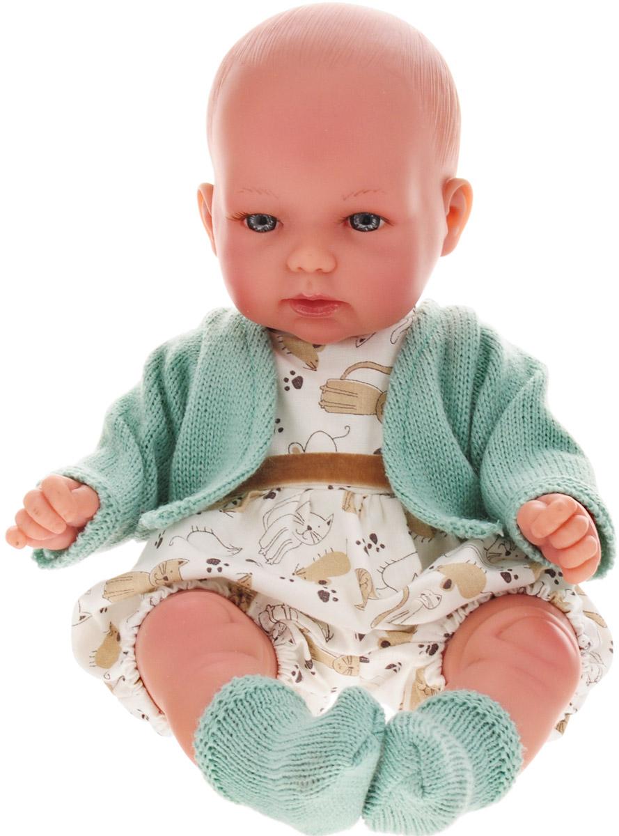 Vestida de Azul Пупс Томи с котиками куклы и одежда для кукол vestida de azul оливия в розовом костюме 30 см