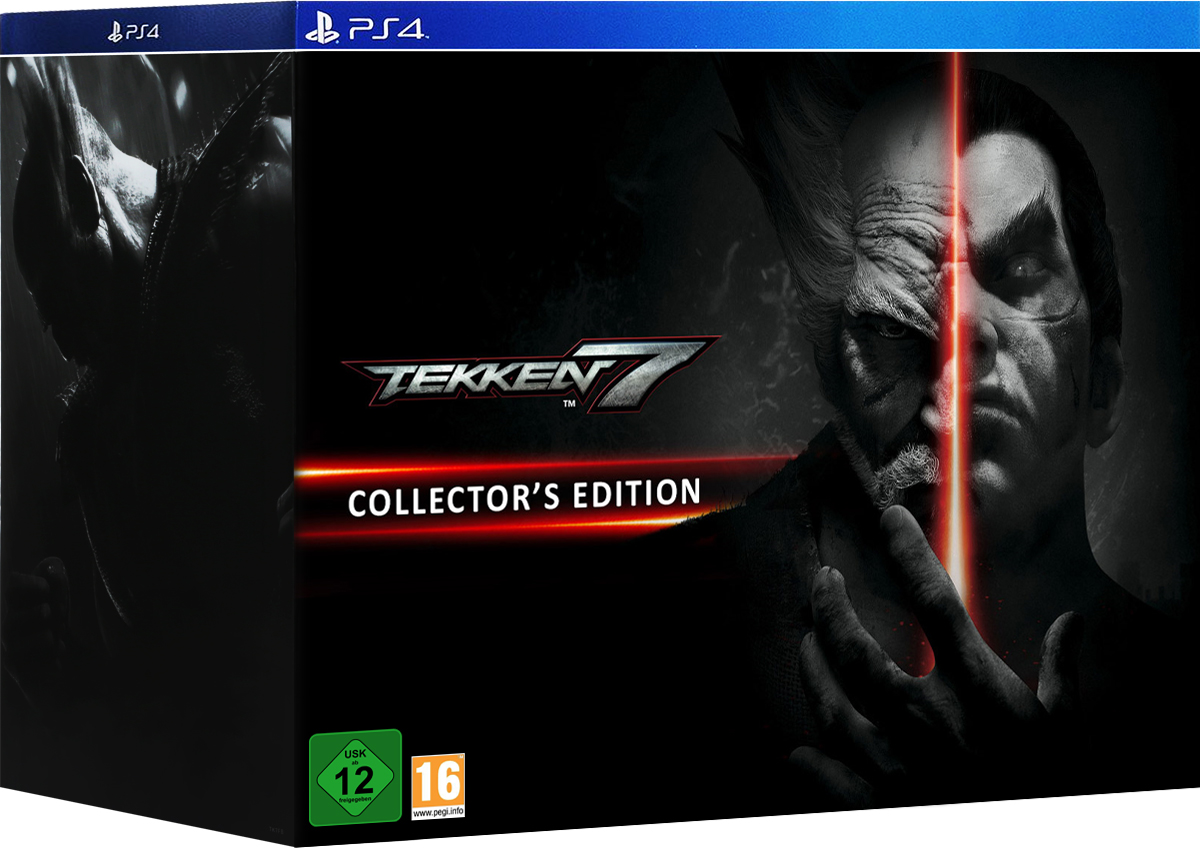 Tekken 7. Collector's Edition (PS4), Bandai Namco Studios