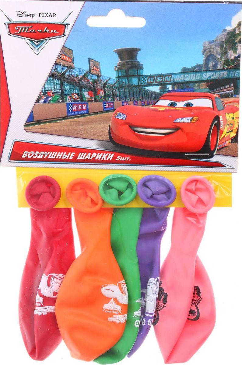 Disney Набор воздушных шаров Пастель Тачки 5 шт - Воздушные шарики