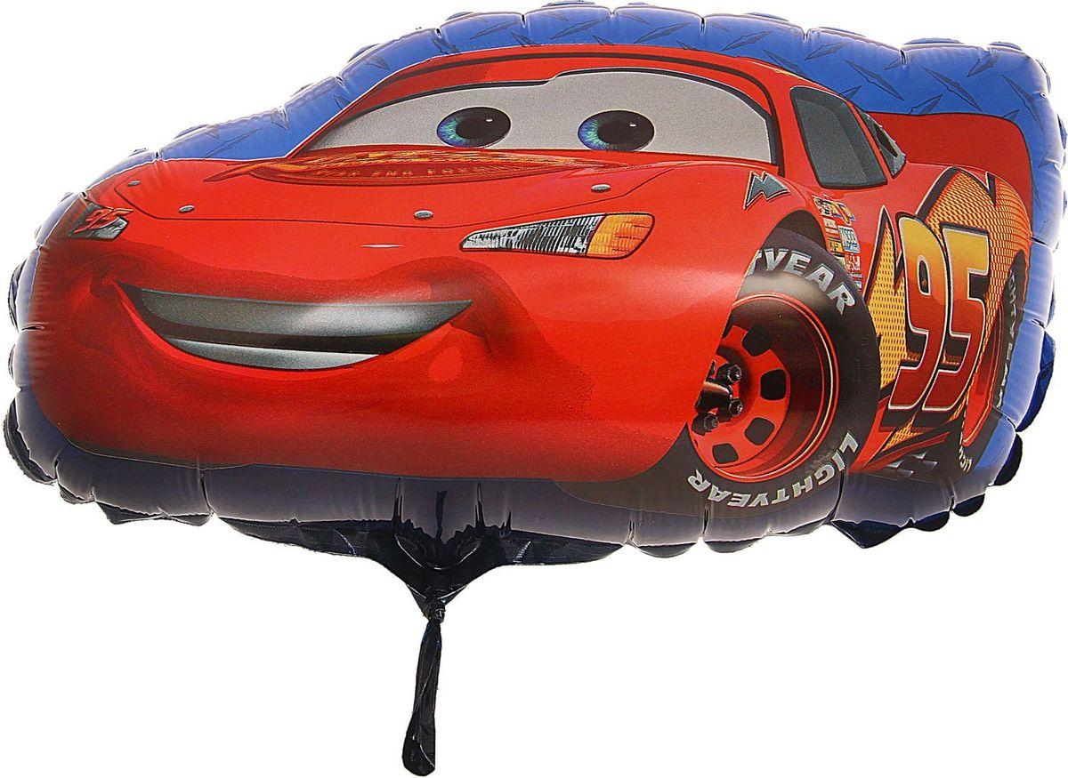 Disney Шар воздушный Тачки Молния disney гирлянда детская на ленте тачки с днем рождения
