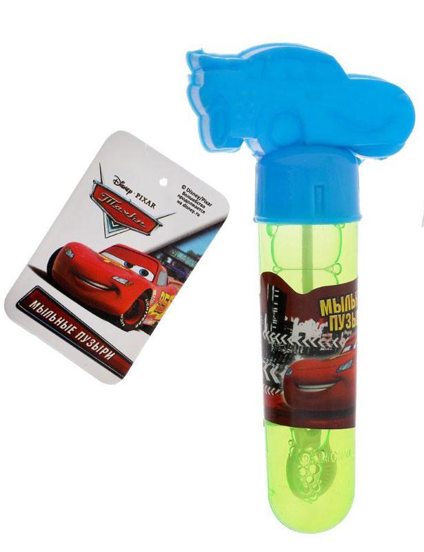 Disney Мыльные пузыри Тачки 35 мл disney гирлянда детская на ленте тачки с днем рождения