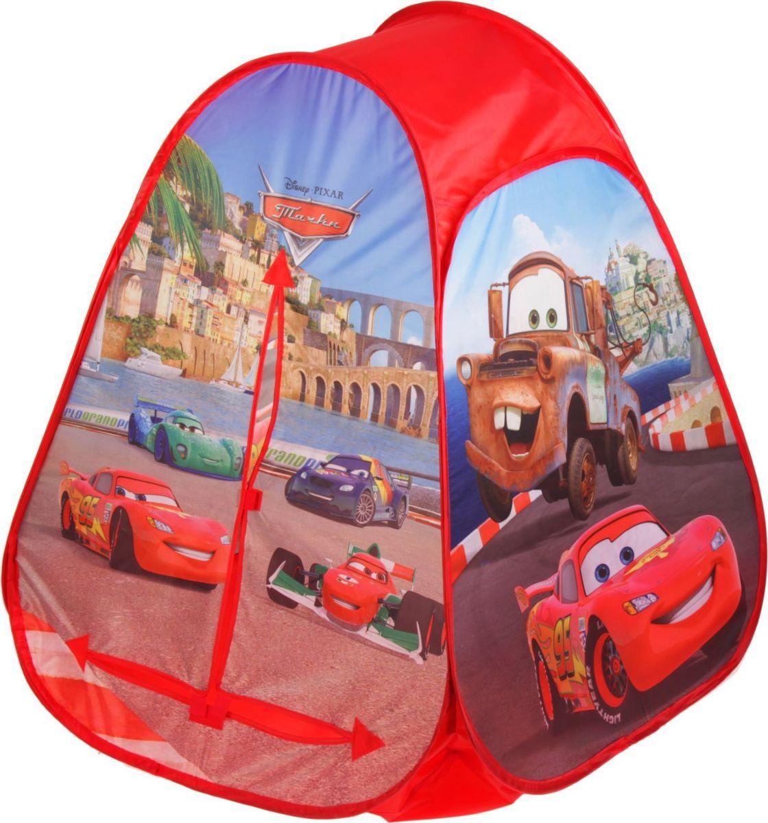 Играем вместе Игровая палатка Disney Тачки 2 2393685 - Игры на открытом воздухе