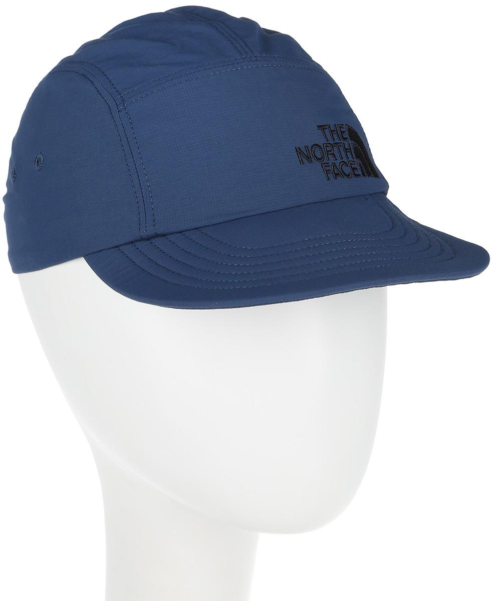 Бейсболка The North Face Horizon Folding Bill Cap, цвет: синий. T0CF7XHDC. Размер универсальный бейсболка the north face mudder trucker hat цвет хаки бежевый t0cgw2scg размер универсальный