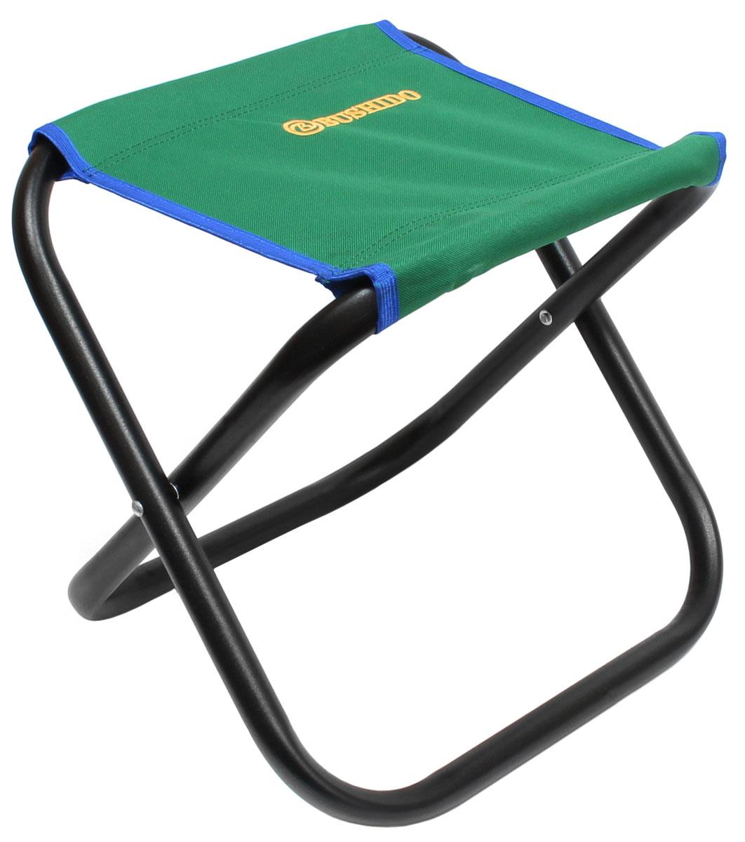 Стул складной  Bushido , цвет: зеленый, 35 х 28 х 33 см - Складная и надувная мебель