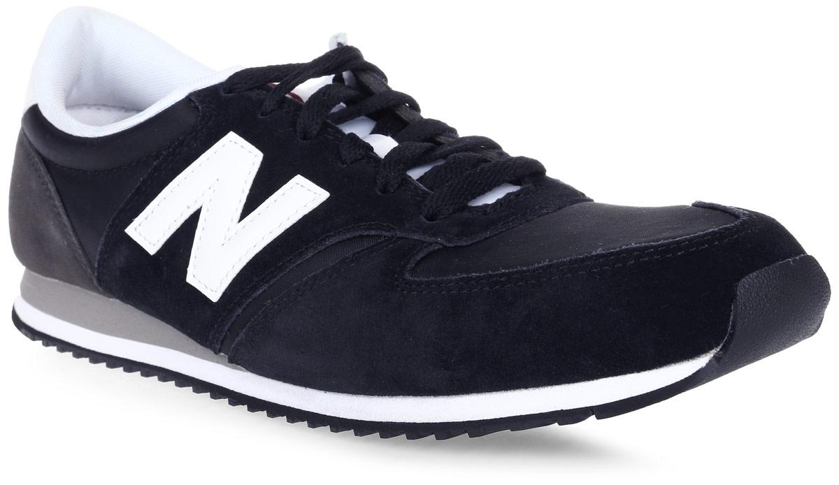 Купить Кроссовки мужские New Balance 420, цвет: черный. U420CBW/D. Размер 11, 5 (45, 5)