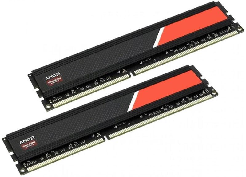AMD Radeon R7 DDR4 2x8GB 2400MHz модуль оперативной памяти (R7416G2400U2K)R7416G2400U2KМодуль памяти AMD Radeon R7 относится к оперативной памяти четвертого поколения, имеющей синхронный динамический алгоритм произвольного доступа и вдвое большую скорость передачи данных. Обладает увеличенной пропускной способностью и уменьшенным выделением тепла, что улучшает энергосбережение.В данной модели присутствует такой параметр как CL15, который означает латентность. Это главная характеристика для таймингов, обозначающая количество тактов, которые необходимы при направлении данных в шину.Как собрать игровой компьютер. Статья OZON Гид