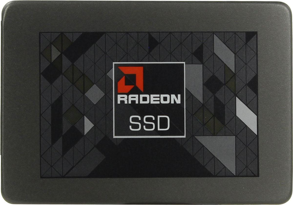 AMD Radeon R3 240GB SSD-накопитель (R3SL240G)383723Ищете лучший способ повысить производительность своего настольного компьютера или ноутбука? Лучшего решения, чем твердотельные накопители Radeon R3 не найти.Готовьтесь выйти на новый уровень производительности и получить незабываемые ощущения от игр, высочайшей скорости отклика системы и работы приложений с новым устройством для хранения данных.При скоростях, превышающих скорость обычных жестких дисков более чем в 10 раз, запускать программы и загружать операционные системы можно невероятно быстро.Тонкий 2,5-дюймовый форм-фактор совместим с настольными ПК и с большинством ноутбуков.MTBF: 1,5 млн. часов