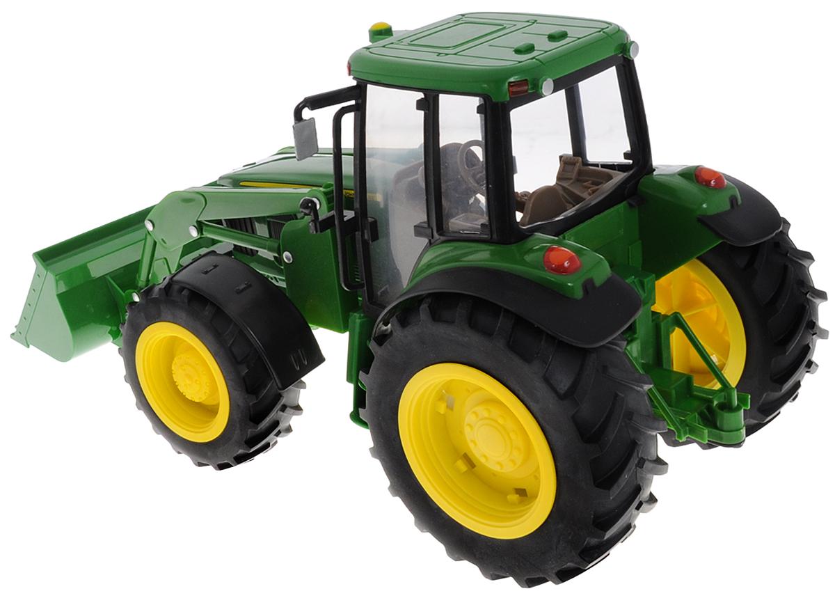 Картинка маленького трактора