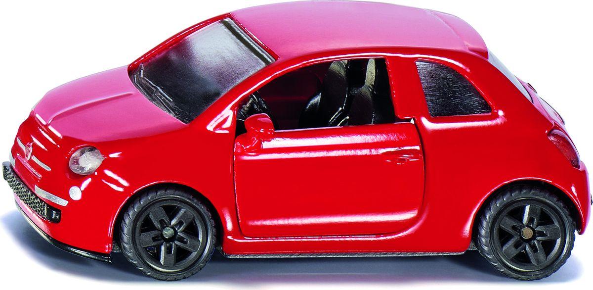 Siku Модель автомобиля Fiat 500 игрушка chicco turbo touch fiat 500 abarth 2 00007331000000