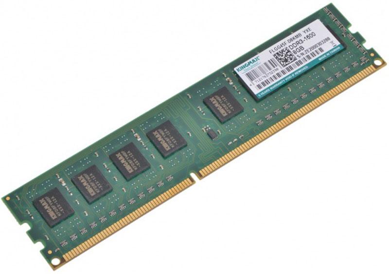 Kingmax DDR3 8GB 1600MHz модуль оперативной памяти