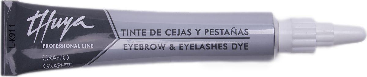 Thuya Графит Краска для бровей и ресниц, 14 млTH-00002Всемирно-Известный Европейский бренд Компания THUYA уже более 25 лет занимает лидирующие позиции в Европе по производству продуктов для окрашивания бровей и ресниц ПРЕМИУМ класса и представлена в более чем 50 странах мира. Вся продукция проходит постоянные дерматологические офтальмологические тесты.Вся продукция является сертифицированной. Вся продукция соответствует высокому контролю качества в согласии с европейскими косметическими нормами (Genetest).