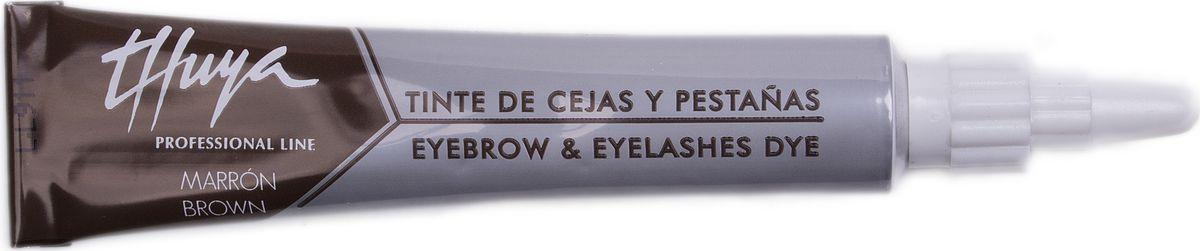 Thuya Коричневая Краска для бровей и ресниц, 14 млTH-00005Всемирно-Известный Европейский бренд Компания THUYA уже более 25 лет занимает лидирующие позиции в Европе по производству продуктов для окрашивания бровей и ресниц ПРЕМИУМ класса и представлена в более чем 50 странах мира. Вся продукция проходит постоянные дерматологические офтальмологические тесты.Вся продукция является сертифицированной. Вся продукция соответствует высокому контролю качества в согласии с европейскими косметическими нормами (Genetest).