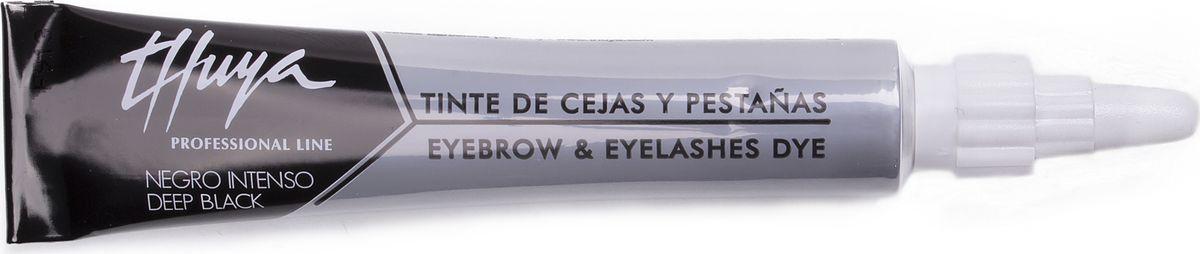 Thuya Черная Краска для бровей и ресниц, 14 млTH-00007Всемирно-Известный Европейский бренд Компания THUYA уже более 25 лет занимает лидирующие позиции в Европе по производству продуктов для окрашивания бровей и ресниц ПРЕМИУМ класса и представлена в более чем 50 странах мира. Вся продукция проходит постоянные дерматологические офтальмологические тесты.Вся продукция является сертифицированной. Вся продукция соответствует высокому контролю качества в согласии с европейскими косметическими нормами (Genetest).