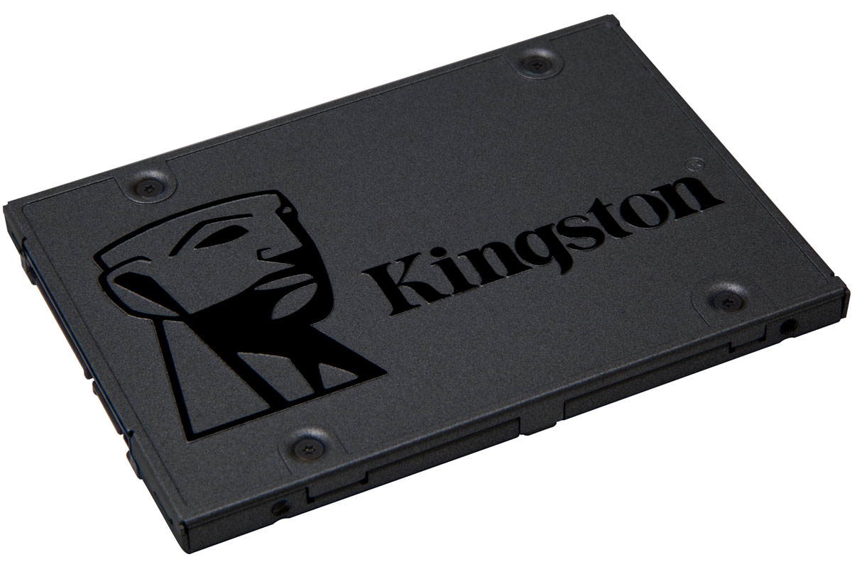Kingston A400 480GB SSD-накопитель (SA400S37/480G) lacie rugged thunderbolt 250gb ssd накопитель lac9000490