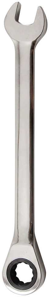 Ключ комбинированный Vira, с храповым механизмом, 14 мм. 511070511070Ключ комбинированный с храповым механизмом Vira используется для эффективного откручивания и закручивания резьбовых соединений, которые находятся в ограниченном пространстве. Храповый механизм обеспечивает комфорт в работе, так как исключает необходимость перехватывания кисти руки.Храповый механизм выполнен из металла, 72 зуба. Материал ключа - сталь.