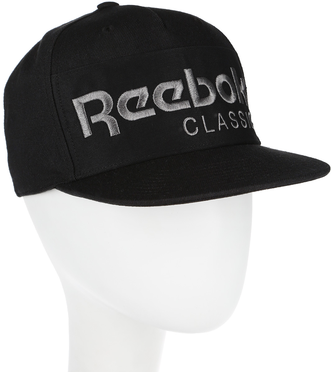 Бейсболка Reebok Cl Foundation Cap, цвет: черный. AX9965. Размер M (58) multi language ds 2cd2135f is 3mp dome ip camera h 265 ir 30m support onvif poe replace ds 2cd2132f is security camera