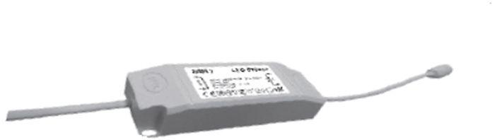Драйвер ЭПРА для панели REV LP Extra Slim Premium, 36 W. 28969 728969 7Драйвер ЭПРА для LED Панелей REV Extra Slim Premium
