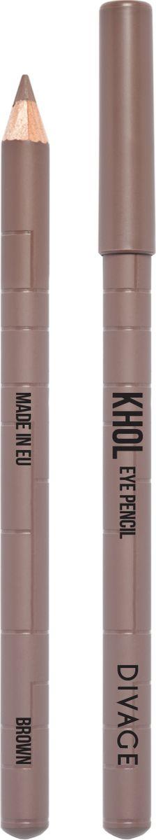 Divage Карандаш Для Глаз Каял, коричневый013704Нежный кремовый состав карандаша позволяет легко наносить контур на чувствительную слизистую глаза, аккуратно прокрашивая внутреннюю поверхность века. Благодаря деликатному нанесению KHOL не вызывает раздражения или покраснения слизистой, глазки не слезятся. Подводка, выполненная карандашом KHOL, держится около 6 часов, не тускнеет и не размазывается. Формула с натуральными смягчающими компонентами c оливковым маслом и маслом жожоба предотвращает появление морщин и питает кожу. Создавай новые нюансы во взгляде с карандашами KHOL от DIVAGE!кокосовый каприлат/капрат, канделильский воск, бис-диглицерил полиациладипвт-1, слюда, гидрогенезированное масло жожоба, гидрогенезированного оливкового масла стеариловый спирт, синтетический воск, бис-диглицерил полиациладипат-2, коперниция серифера воск, пентаэритритил тетра-ди-ти-бутил, гидроксихидроциннамат. Может содержать: CI 77499, CI 77510, CI 75470, CI 77891, CI 77492 Карандаш KHOL преображает твой взгляд, с помощью него можно изменить форму и визуально увеличить, или уменьшить разрез глаз. Нанеси карандаш KHOL на внутреннюю слизистую века - тёмные оттенки придадут взгляду графичности и создадут эффект кошачьих глаз, а светлые оттенки карандаша визуально создадут эффект распахнутого объёмного взгляда. Меняйся изо дня в день вместе с DIVAGE!