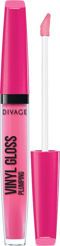Divage Блеск Для Губ Vinyl Gloss, № 3211215892Блеск для губ «VINYL GLOSS» обладает ультра-глянцевой лёгкой текстурой и придаёт губам нежный полупрозрачный цвет. Блеск дарит губам чувственный влажный блеск и объем. Легко наносится и распределяется по губам, выравнивая рельеф. Витамин С, содержащийся в составе, защищает нежную кожу губ от действия УФ-излучения, повышает эластичность и упругость кожи. Манящие ароматы блеска наполнят губы душистой сладостью. Укрась свою улыбку нежностью и загадочностью, используя блеск VINYL GLOSS!