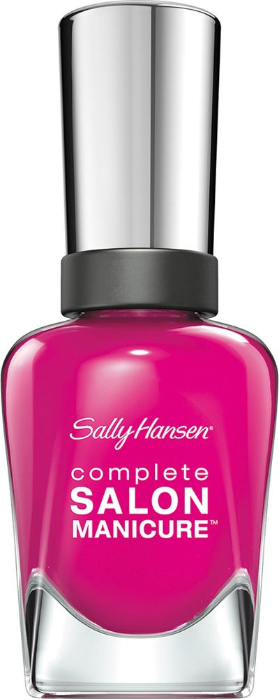 Sally Hansen Salon Manicure Keratin Лак для ногтей тон cherry up #542 14,7 мл30994236542Комплекс Complete Salon Manicure сочетает семь эффектов в одном флаконе, плюс кисточку для безукоризненного покрытия, легкого нанесения и салонных результатов. Эта формула всё-в-одном обеспечивает до 10 дней устойчивого к сколам покрытия и включает основу, средство для роста, вдохновленный подиумом цвет, топ, финишное покрытие с гелевым сиянием, устойчивость к сколам и укрепляющее средство с кератиновым комплексом, делающим ногти до 64% сильнее. Это всё, что вам нужно, чтобы достичь профессиональных результатов при окрашивании ногтей на дому!