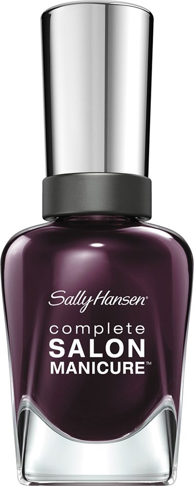 Sally Hansen Salon Manicure Keratin Лак для ногтей тон pat on the black 660 14,7 мл