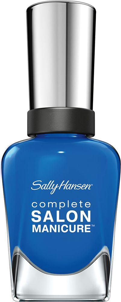 Sally Hansen Salon Manicure Keratin Лак для ногтей тон nsuede shoes 684 14,7 мл30994236684Комплекс Complete Salon Manicure сочетает семь эффектов в одном флаконе, плюс кисточку для безукоризненного покрытия, легкого нанесения и салонных результатов. Эта формула всё-в-одном обеспечивает до 10 дней устойчивого к сколам покрытия и включает основу, средство для роста, вдохновленный подиумом цвет, топ, финишное покрытие с гелевым сиянием, устойчивость к сколам и укрепляющее средство с кератиновым комплексом, делающим ногти до 64% сильнее. Это всё, что вам нужно, чтобы достичь профессиональных результатов при окрашивании ногтей на дому!