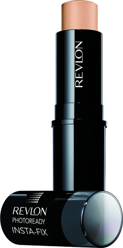 Revlon Тональный крем-стик Photoready Insta Fix Make Up, Nude 1407213101040Основа безупречного макияжа – это красивая, гладкая кожа. Для этого необходимы качественные тонирующие средства, среди которых стоит выделить специальный маскирующий карандаш. Это основное многоцелевое средство - Полная маскировка любых несовершенств кожи. Легко наносится, для всех типов кожи, держится весь день. Американская косметическая марка Revlon разработала великолепный продукт для красоты – карандаш-стик с легкой пудрово-кремовой текстурой PhotoReady Insta-Fix. Средство равномерно наносится, ухаживает за кожей, дарит ощущение комфорта. Карандаш не только придает коже безупречный оттенок, но и совершенствует текстуру, визуально сужает поры за счет входящих в состав керамидов и масла жожоба, которые защищают кожу от потери влаги, повышают ее упругость и гладкость, а светоотражающие частицы в составе стика придают коже свежий и отдохнувший вид. Корректор Revlon PhotoReady Insta-Fix содержит солнцезащитный фильтр SPF 20. Имеет среднюю плотность покрытия.