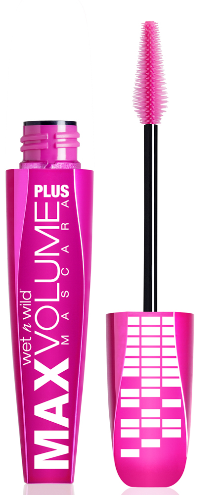 Wet n Wild Тушь Для Ресниц Max Volume Plus Mascara E1501 amp` black