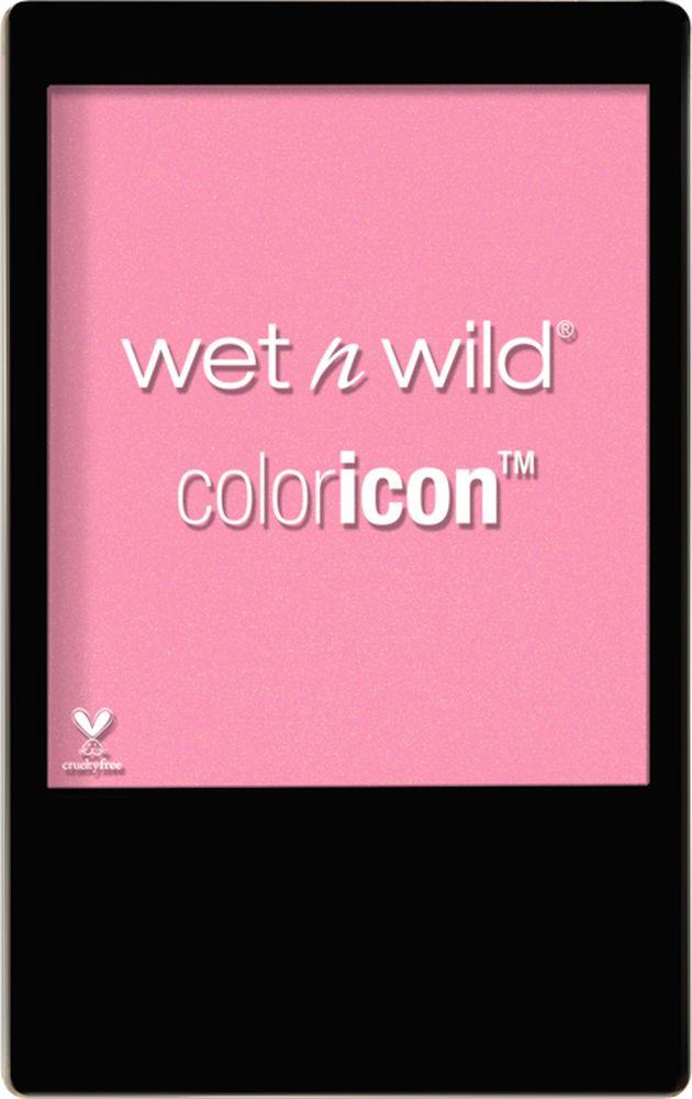 Wet n Wild Румяна Для Лица Color Icon E3292 fantastic plastic pinkE3292Прессованные румяна, придают лицу свежий здоровый вид.