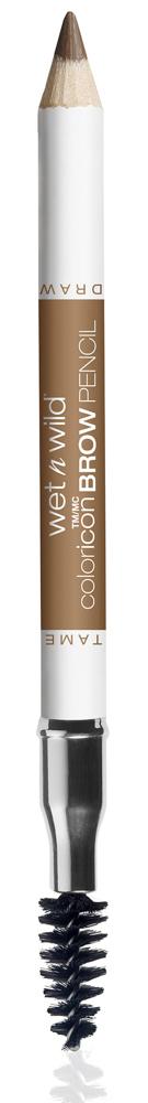 Wet n Wild Карандаш Для Бровей Color Icon Brow Pencil E6211 blonde momentsE6211Карандаш для бровей с щеточкой, прокрашивает, придает бровям нужную форму.Как создать идеальные брови: пошаговая инструкция. Статья OZON Гид