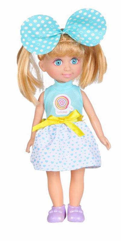 Yako Кукла Jammy блондинка цвет одежды голубой белый кукла yako кукла jammy m6306
